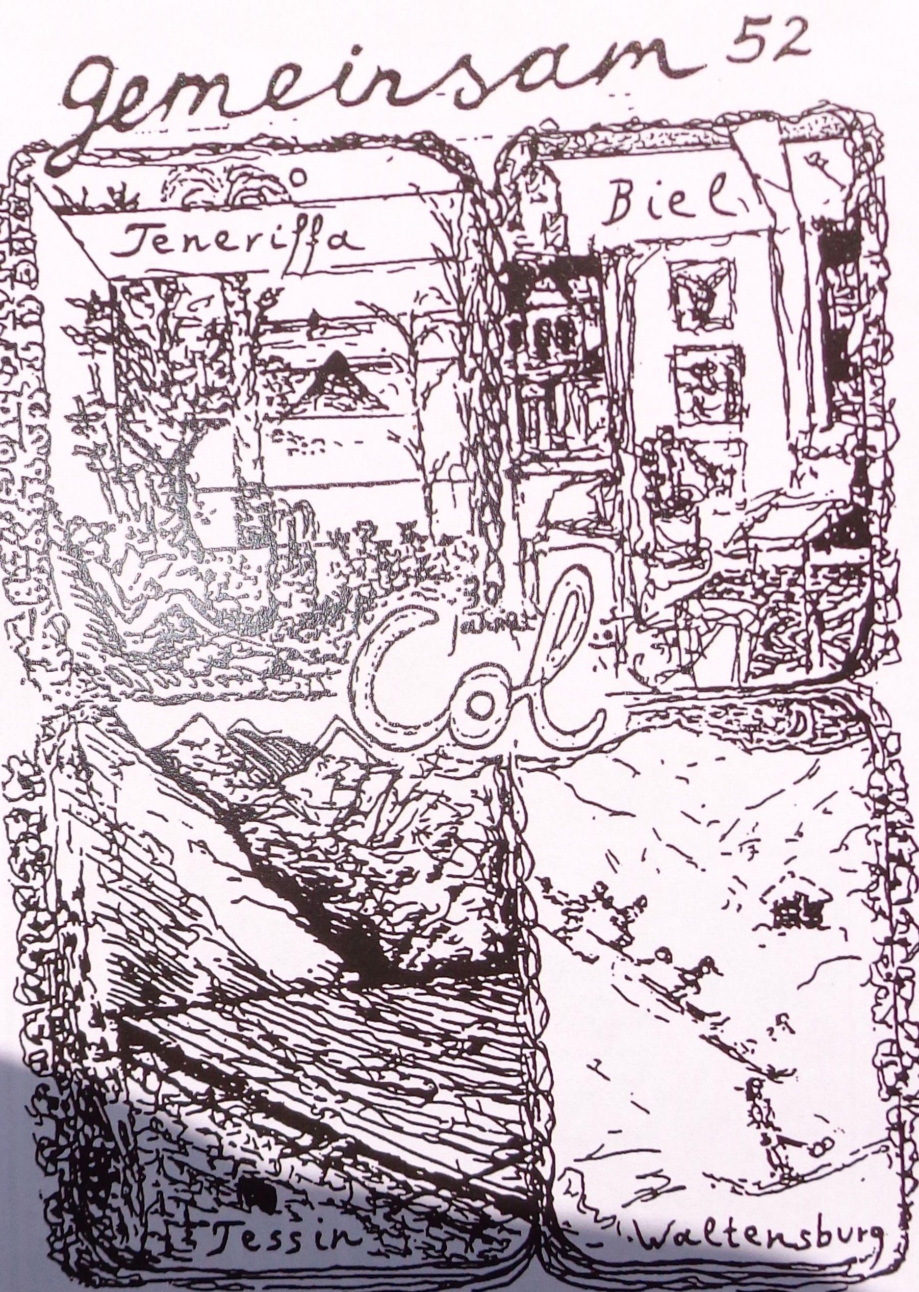 TENERIFFA-BIEL-TESSIN-WALTENSBURG 1998
