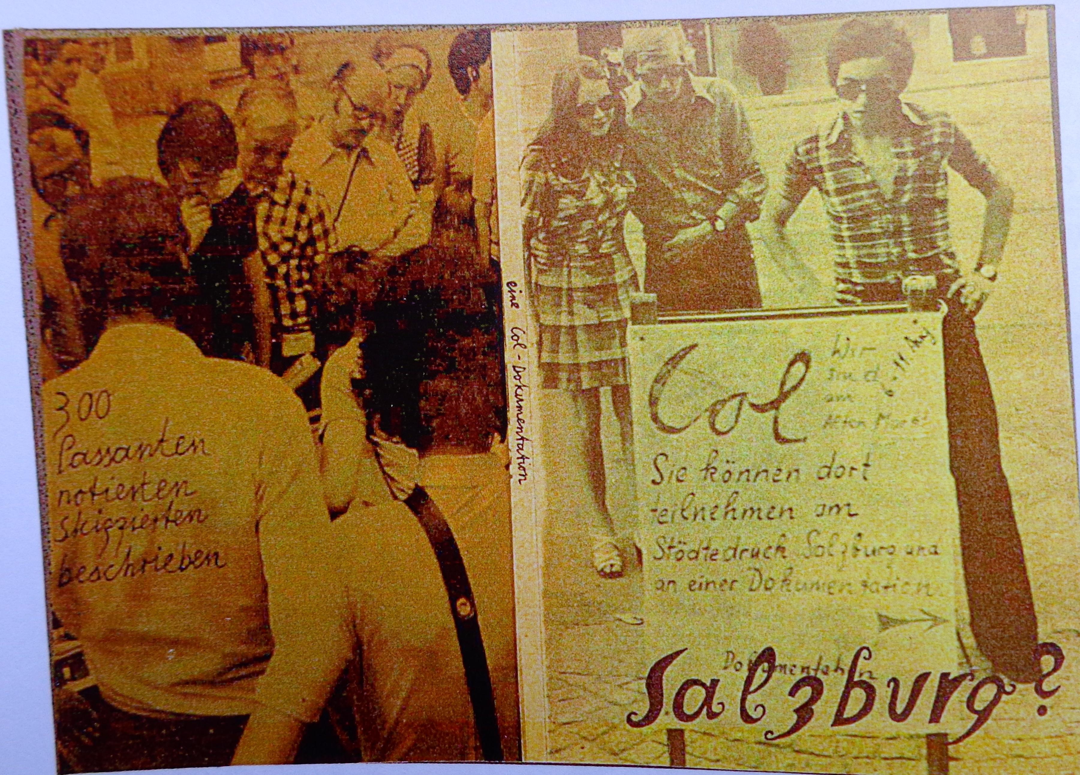 COL-ART  IN SALZBURG 1973