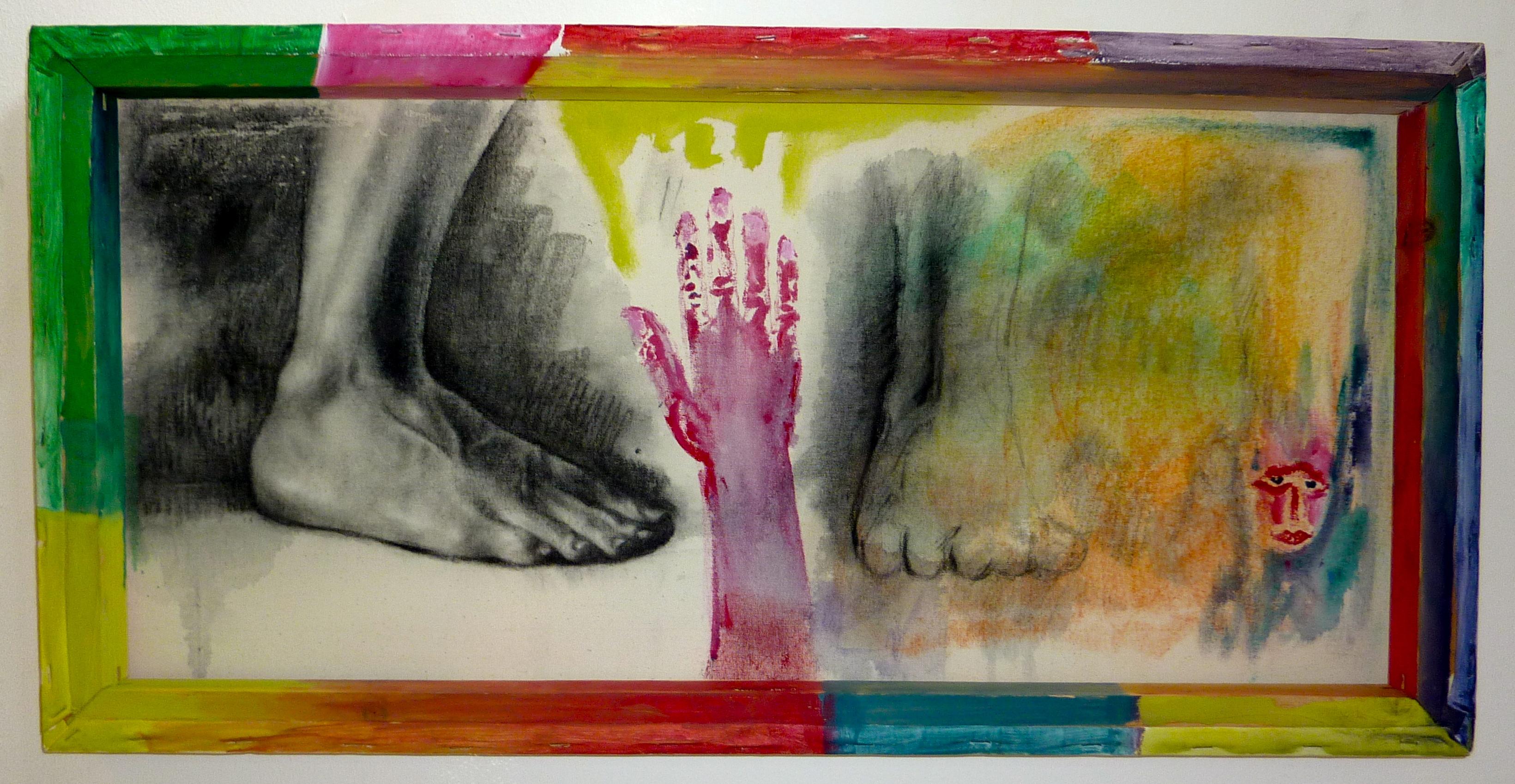 COL-ART-PAINTING Adeje 2007 & Vera de Erques  2009