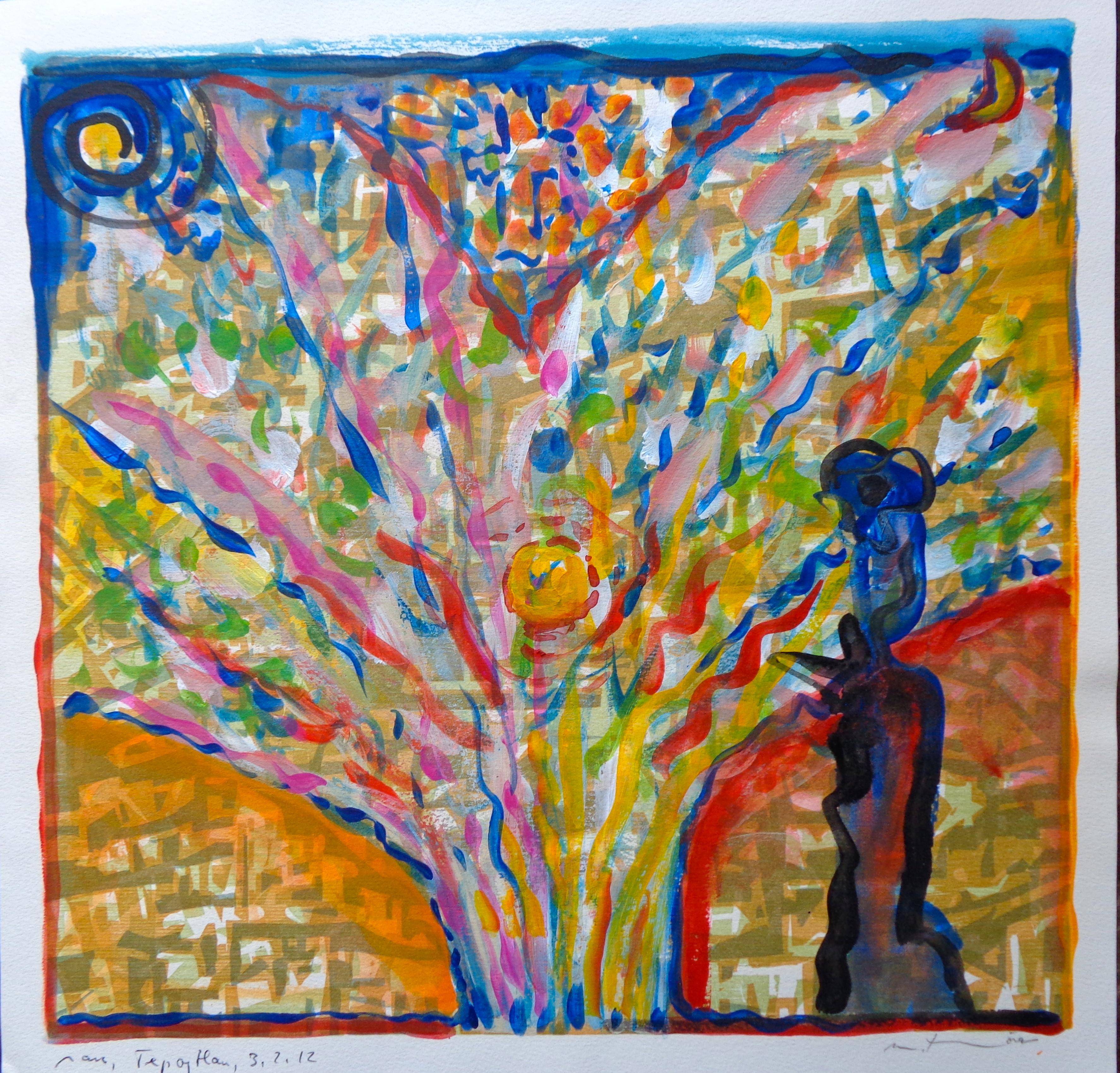 COL-ART-painting Berne 2000 & Biel Bienne 2014
