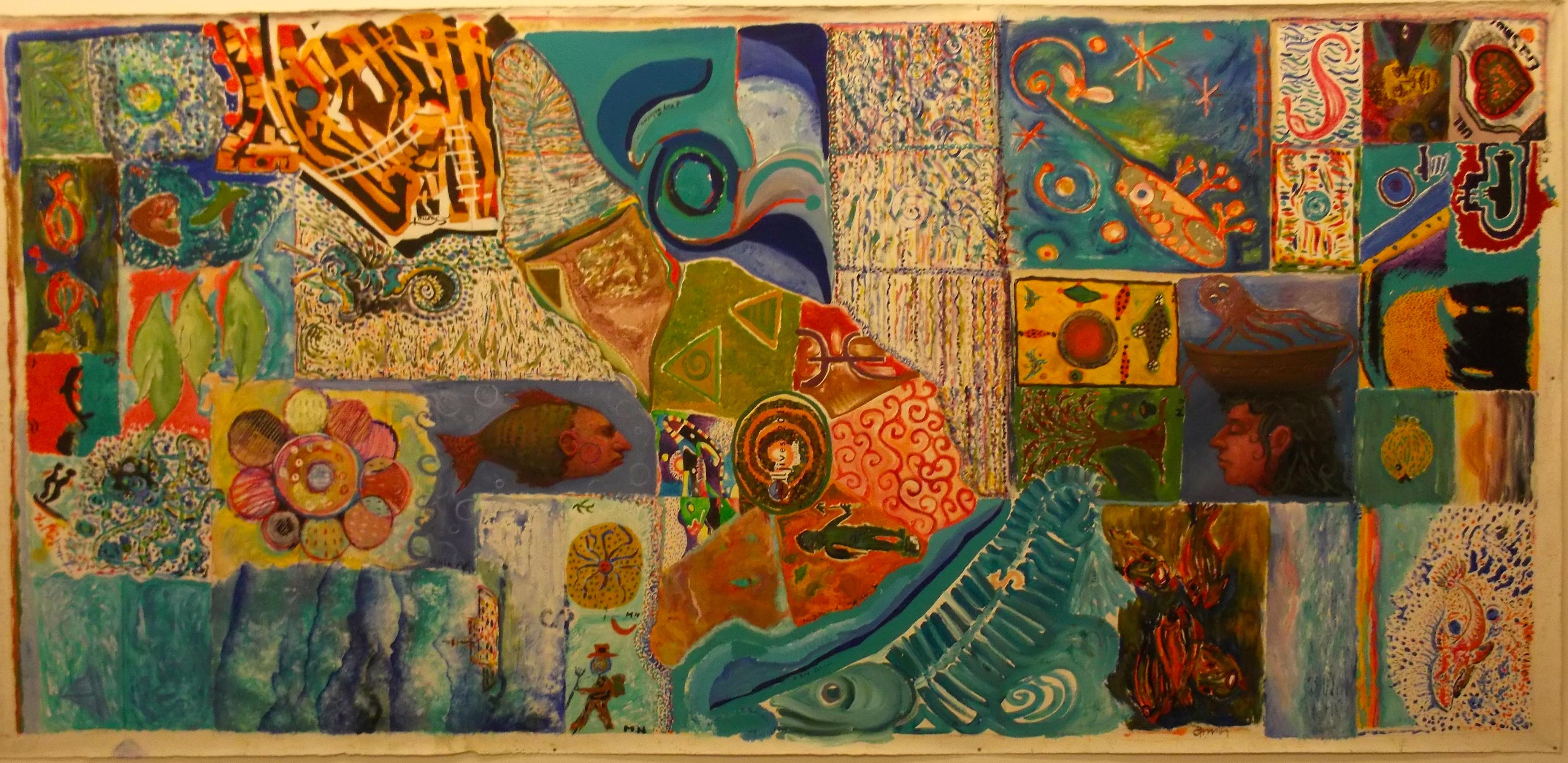 COL-ART-PAINTING La Laguna 2011